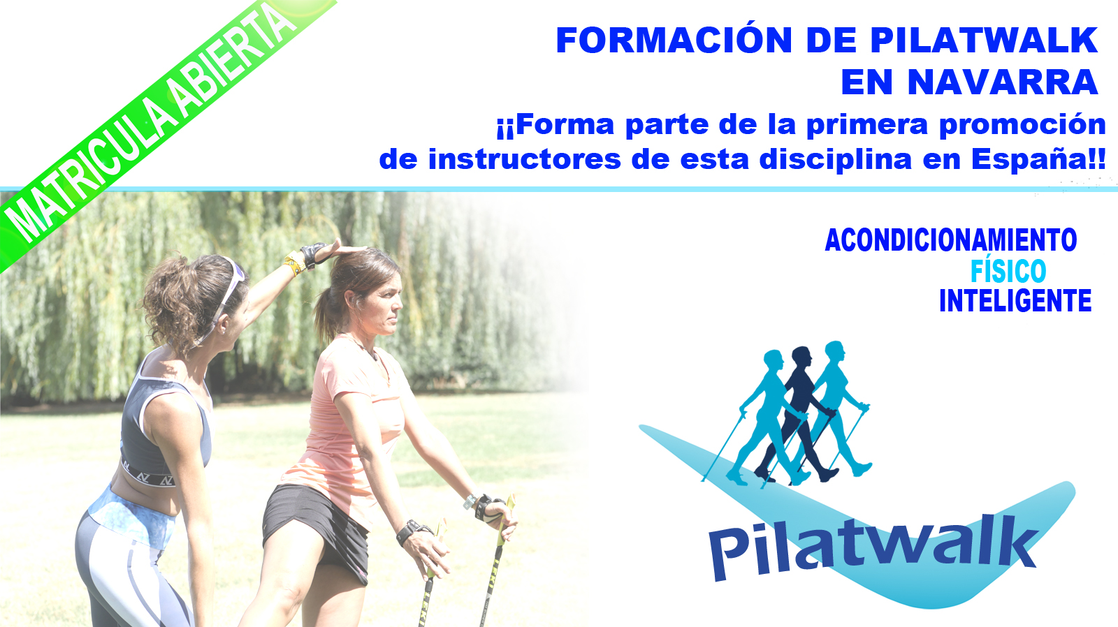 Pilates Nordic Walking Marcha Nórdica